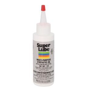 Super Lube Synthetic Oil - 118 ml