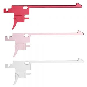 Worker Metal Trigger for Nerf Longshot