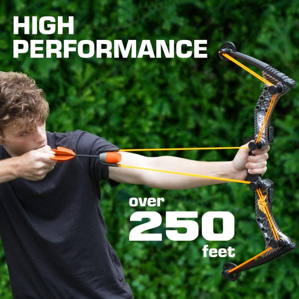 Zing HyperStrike Bow - Black Carbon Fiber