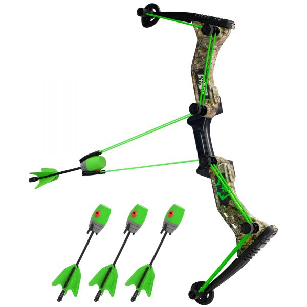 Zing HyperStrike Bow - Camo Green