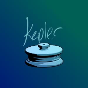 Kepler Daybreak V2 Flywheels Logo