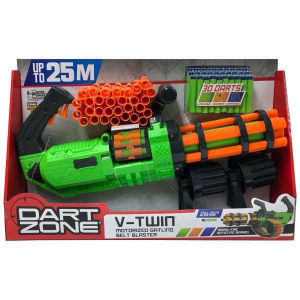 Dart Zone V-Twin