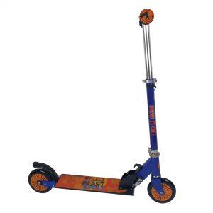 NERF Inline Aluminium Scooter - Children