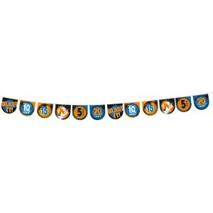 NERF Pennant Banner Target
