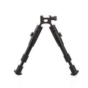 Metal Folding Bipod with Extendable Legs