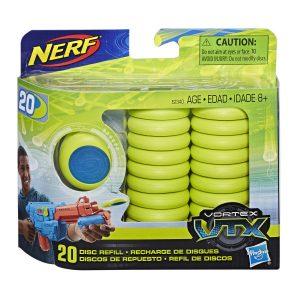 NERF Vortex VTX Refill - 20 Vortex Discs