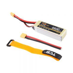 TCB 3S 2200mAh 45C LiPo battery (XT60)