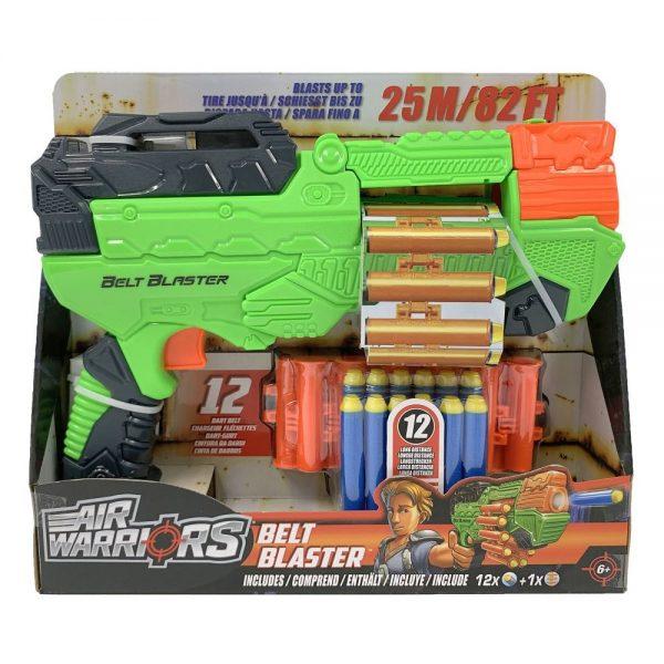 BuzzBee Air Warriors Belt Blaster
