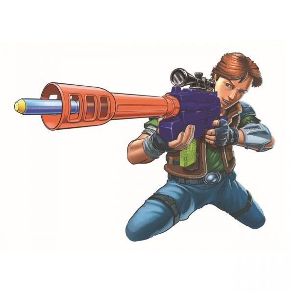 BuzzBee Air Warriors Snipe