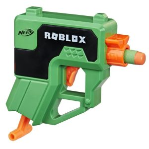 NERF Microshots Roblox Madcity Phantom Forces Boxy Buster